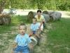 Detský kútik na terase